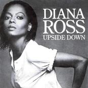 Nostalgie-DIANA ROSS-UPSIDE DOWN
