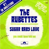 Nostalgie-THE RUBETTES-SUGAR BABY LOVE