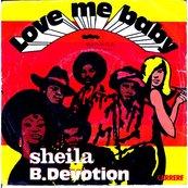Nostalgie-SHEILA & B.DEVOTION-LOVE ME BABY