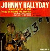 Nostalgie-JOHNNY HALLYDAY-QUAND REVIENT LA NUIT