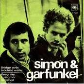 Nostalgie-SIMON & GARFUNKEL-BRIDGE OVER TROUBLED WATER