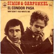Nostalgie-SIMON & GARFUNKEL-EL CONDOR PASA