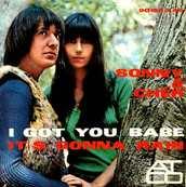 Nostalgie-SONNY & CHER-I GOT YOU BABE