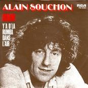 Nostalgie-ALAIN SOUCHON-Y A DE LA RUMBA DANS L 'AIR