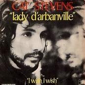 Nostalgie-CAT STEVENS-LADY D'ARBANVILLE