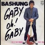 Nostalgie-ALAIN BASHUNG-GABY OH GABY