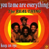 Nostalgie-THE REAL THING-YOU TO ME ARE EVERYTHING