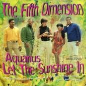 Nostalgie-THE FIFTH DIMENSION-AQUARIUS/LET THE SUNSHINE IN