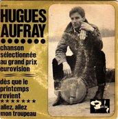Nostalgie-HUGUES AUFRAY-DES QUE LE PRINTEMPS REVIENT