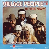 Nostalgie-VILLAGE PEOPLE-IN THE NAVY