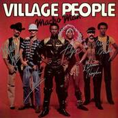 Nostalgie-VILLAGE PEOPLE-MACHO MAN