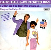 Nostalgie-DARYL HALL & JOHN OATES-I CAN'T GO FOR THAT