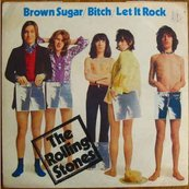 Nostalgie-THE ROLLING STONES-BROWN SUGAR