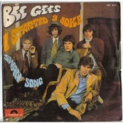Nostalgie-THE BEE GEES-I STARTED A JOKE