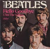 Nostalgie-THE BEATLES-HELLO GOODBYE