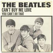 Nostalgie-THE BEATLES-CAN'T BUY ME LOVE