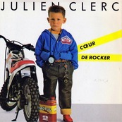 Nostalgie-JULIEN CLERC-COEUR DE ROCKER