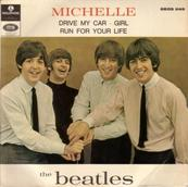 Nostalgie-THE BEATLES-MICHELLE