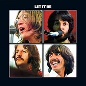 Nostalgie-THE BEATLES-LET IT BE