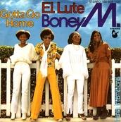 Nostalgie-BONEY M-GOTTA GO HOME