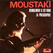Nostalgie-GEORGES MOUSTAKI-LA PHILOSOPHIE