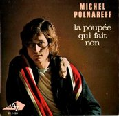 Nostalgie-MICHEL POLNAREFF-LA POUPEE QUI FAIT NON