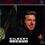 Nostalgie-GILBERT BECAUD-ET MAINTENANT