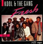 Nostalgie-KOOL & THE GANG-FRESH
