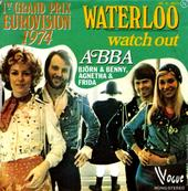 Nostalgie-ABBA-WATERLOO