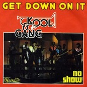 Nostalgie-KOOL AND THE GANG-GET DOWN ON IT