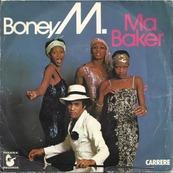 Nostalgie-BONEY M-MA BAKER