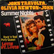 Nostalgie-JOHN TRAVOLTA/O. NEWTON J-SUMMER NIGHTS