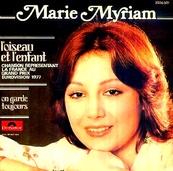 Nostalgie-MARIE MYRIAM-L'OISEAU ET L'ENFANT