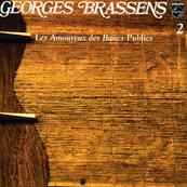 Nostalgie-GEORGES BRASSENS-LES AMOUREUX DES BANCS PUBLICS