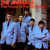 Nostalgie-THE ANIMALS-THE HOUSE OF THE RISING SUN