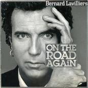 Nostalgie-BERNARD LAVILLIERS-ON THE ROAD AGAIN