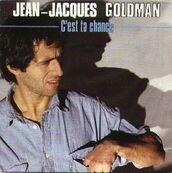 Nostalgie-JEAN JACQUES GOLDMAN-C'EST TA CHANCE