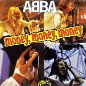 Nostalgie-ABBA-MONEY MONEY MONEY