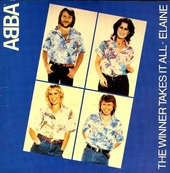 Nostalgie-ABBA-THE WINNER TAKES IT ALL C