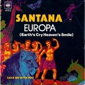 Nostalgie-SANTANA-EUROPA C