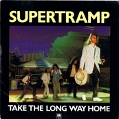 Nostalgie-SUPERTRAMP-TAKE THE LONG WAY HOME