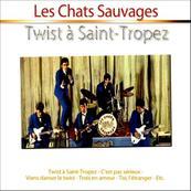 Nostalgie-LES CHATS SAUVAGES-TWIST A SAINT TROPEZ
