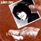 Nostalgie-JULIEN CLERC-JALOUX DE TOUT