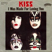 Rire & Chansons-KISS-I Was Made For Lovin'You