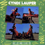 Rire & Chansons-CYNDI LAUPER-Girls Just Want To Have Fun