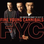 Rire & Chansons-FINE YOUNG CANNIBALS-She Drives Me Crazy