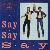 Rire & Chansons-PAUL MC CARTNEY-Say Say Say