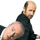 Rire & Chansons-KAD ET OLIVIER-Comedie music J Michel Samcowl et Denirgal