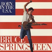 Rire & Chansons-BRUCE SPRINGSTEEN-Born in the U.S.A (L)