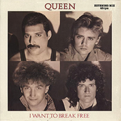 Rire & Chansons-QUEEN-I Want To Break Free